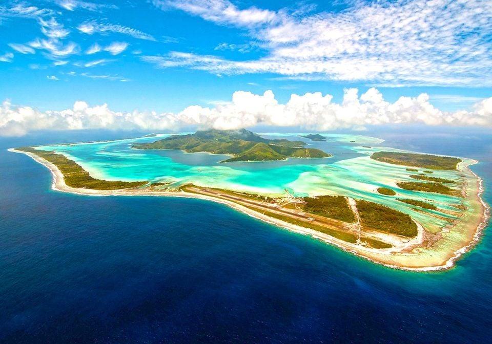 Bora Bora , Polynésie française