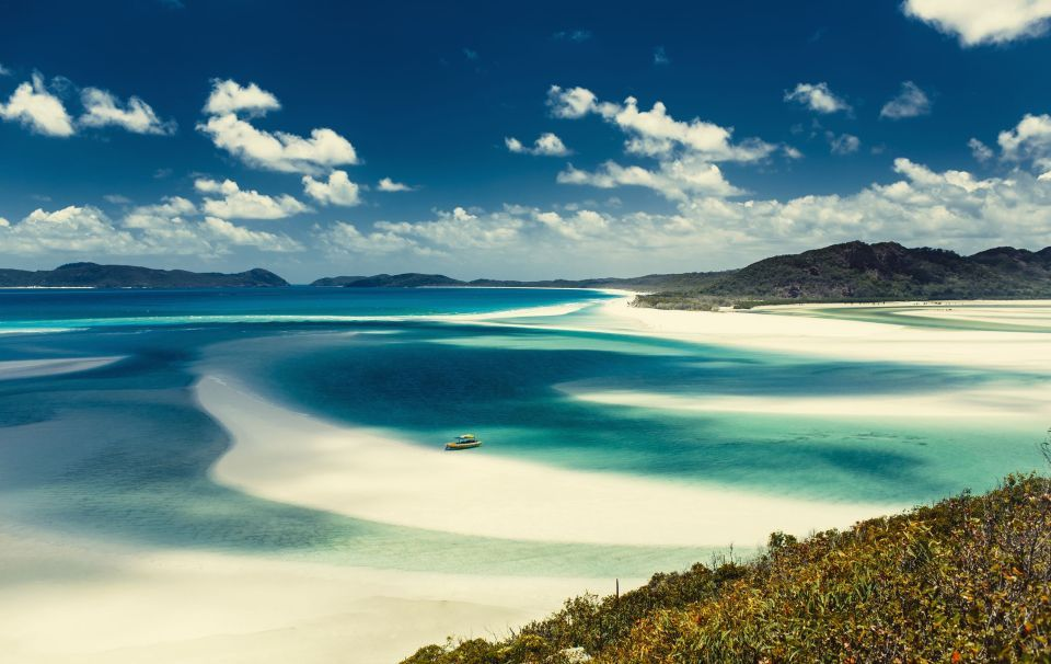 Îles Whitsunday, Australie