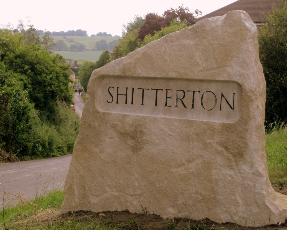 Shitterton, UK