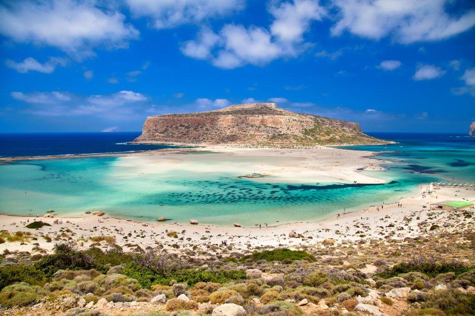 Balos Lagoon a Creta
