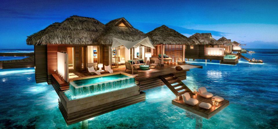 La jama que sur pilotis un petit coin de paradis easyvoyage for Acheter maison jamaique