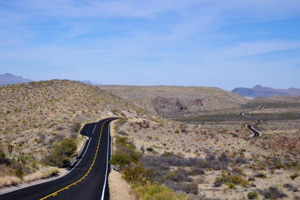 Big Bend Scenic Loop, Texas