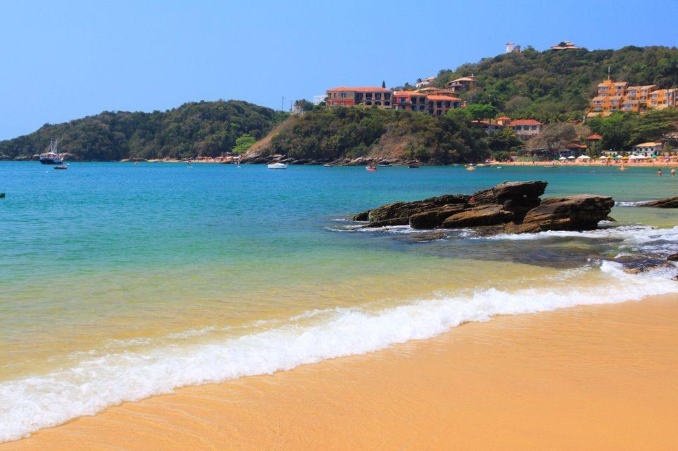 Praia João Fernandes, Búzios
