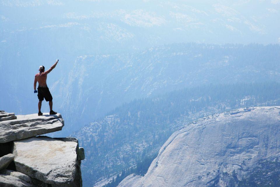Faire de l'escalade à Yosemite