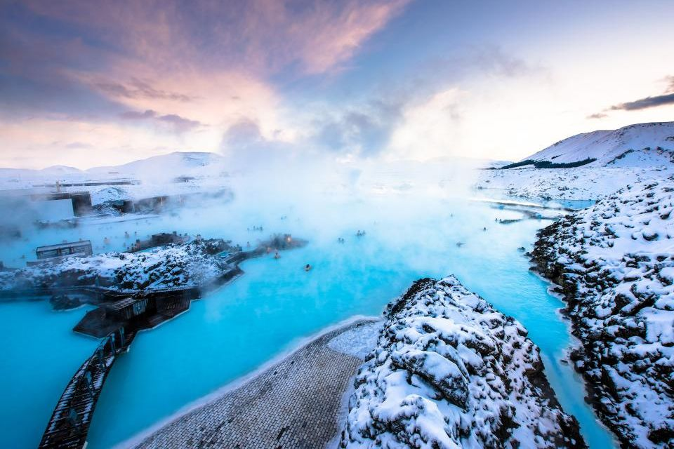 10 maravillosas aguas termales alrededor del mundo