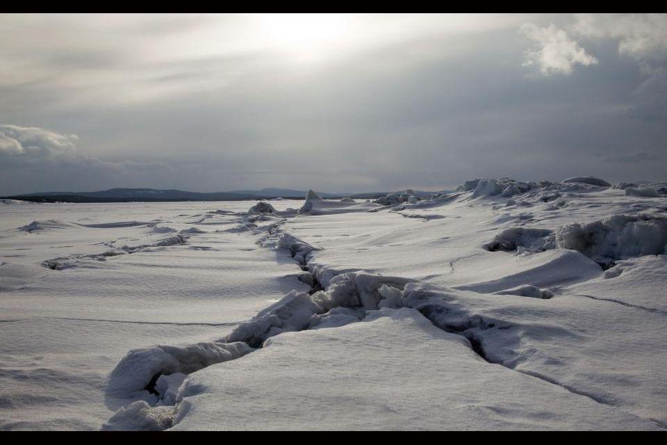 L'Antarctique est le plus grand désert du monde