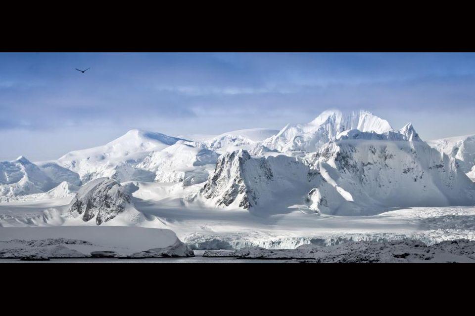 L'endroit le plus froid sur Terre est une haute crête d'Antarctique