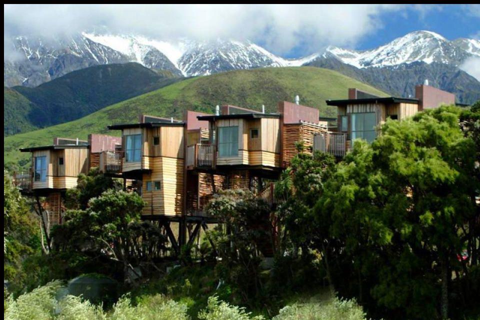 Hapuku Tree Houses - Nouvelle-Zélande