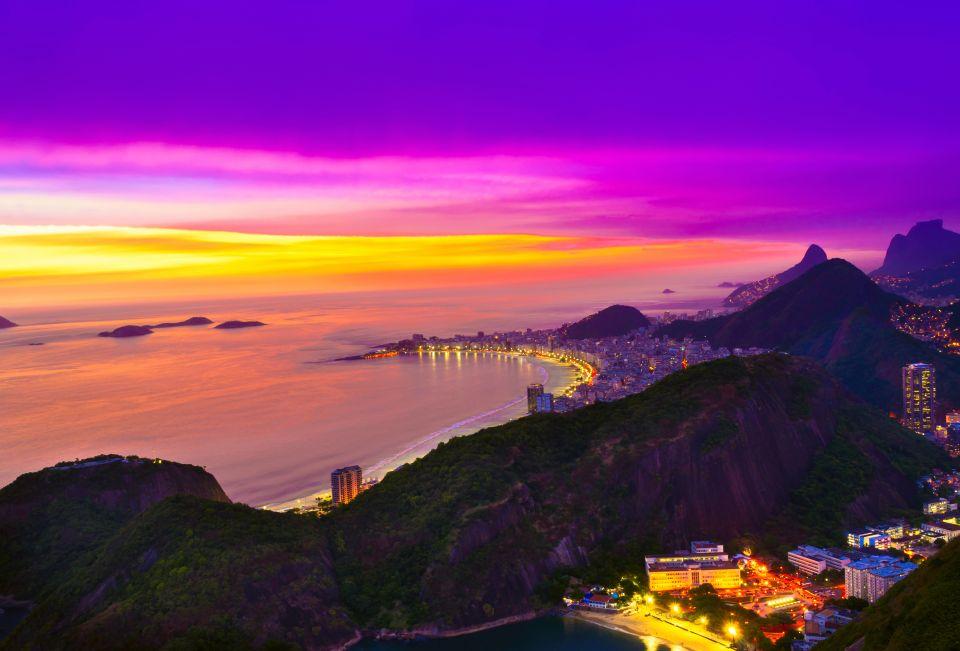 Top 15 des choses voir absolument rio de janeiro easyvoyage - Quelle heure se couche le soleil ...