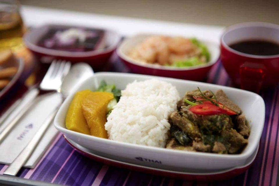 9. Thai Airways