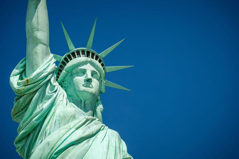 10. The USA