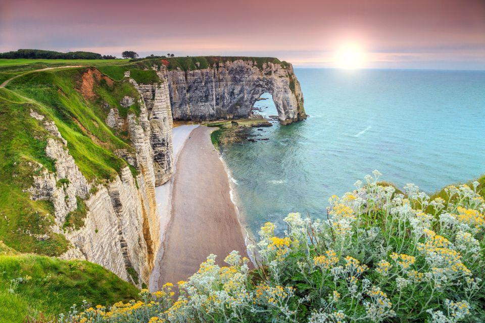 Étretat - Haute-Normandie, France