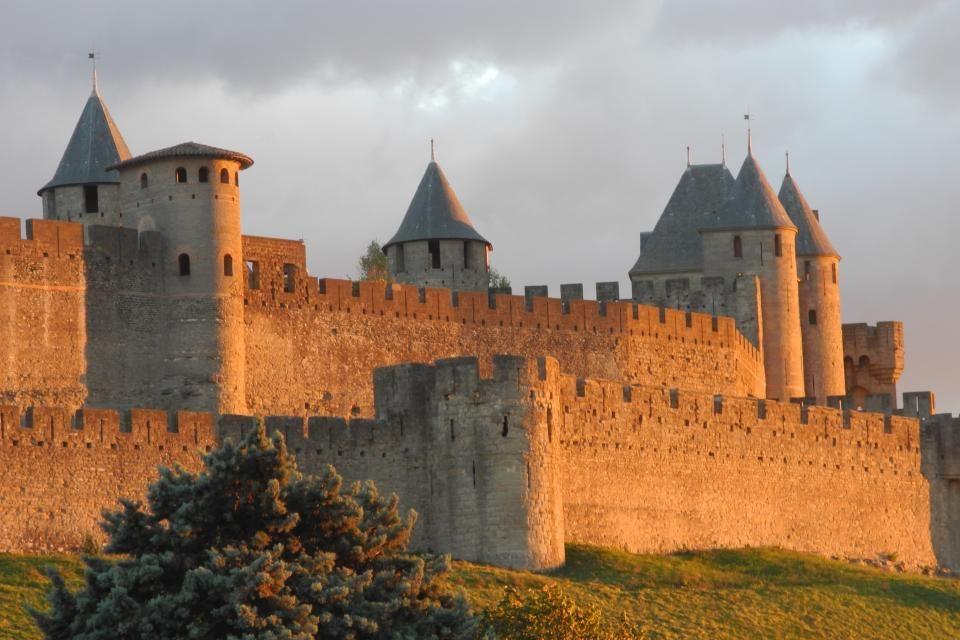 Carcassonne dans l'Aude