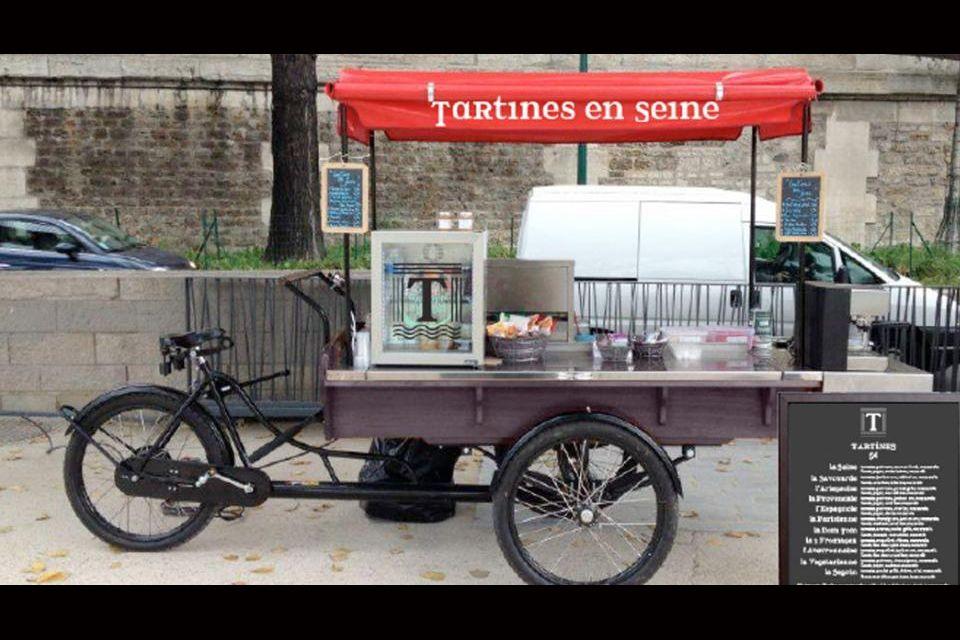 Commerce Ambulant Ville Lyon