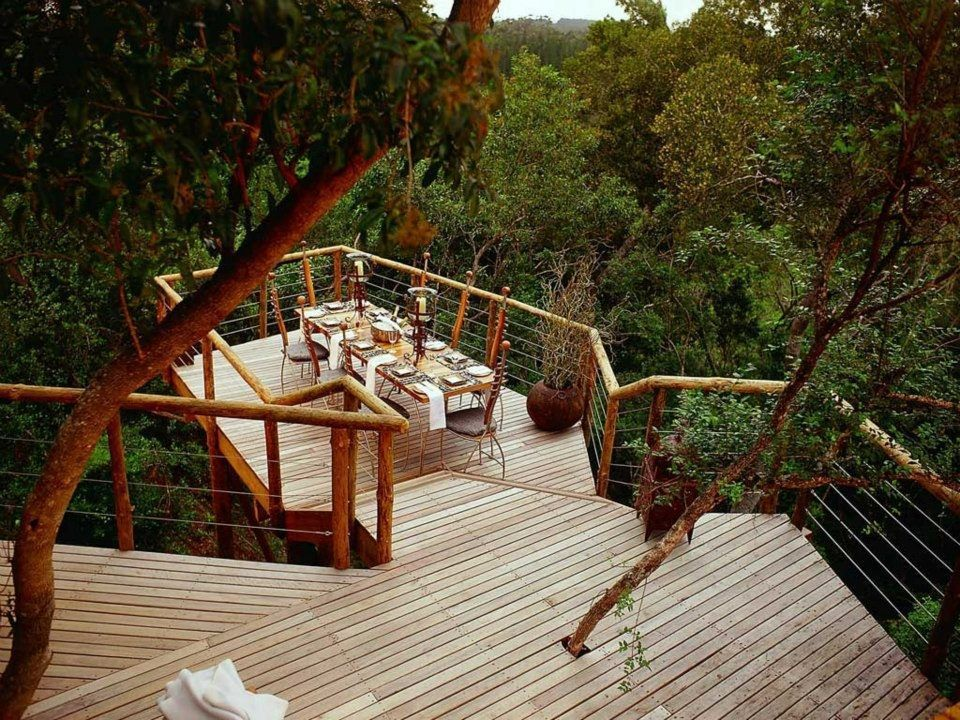 Tsala Treetop Lodge in Sudafrica