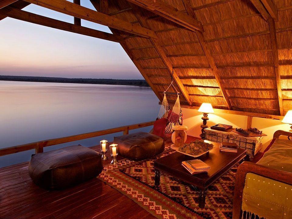 Tongabezi Lodge a Livingstone in Zambia