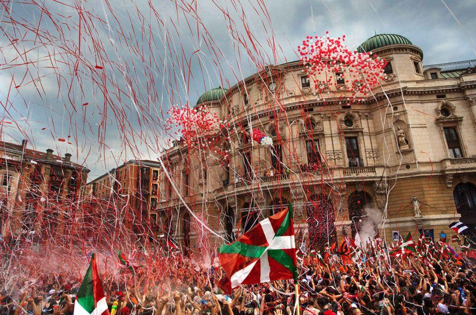 Картинки по запросу Semana Grande de Bilbao
