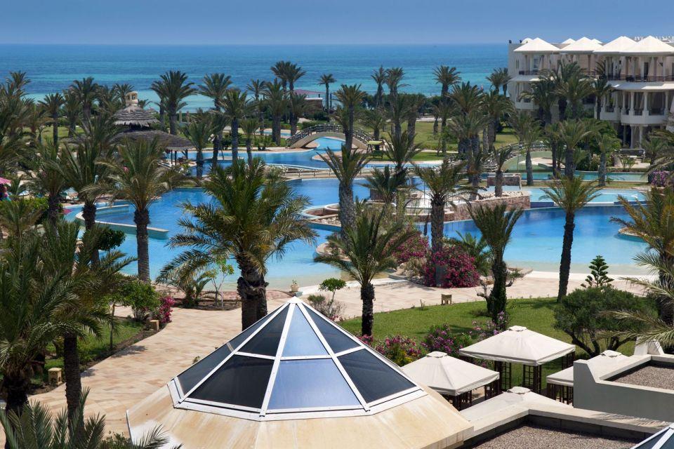 L'Hasdrubal Prestige Thalassa Spa Djerba