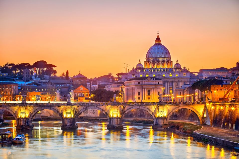 City break in Rome, Italy