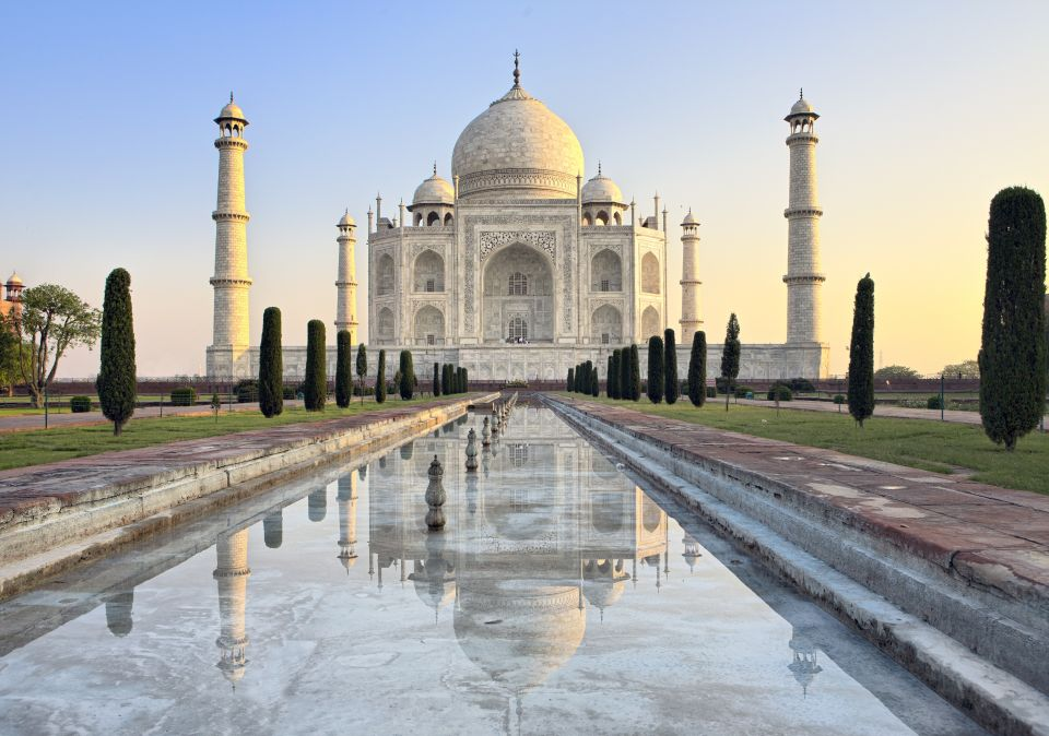 See one of the New 7 Wonders, India