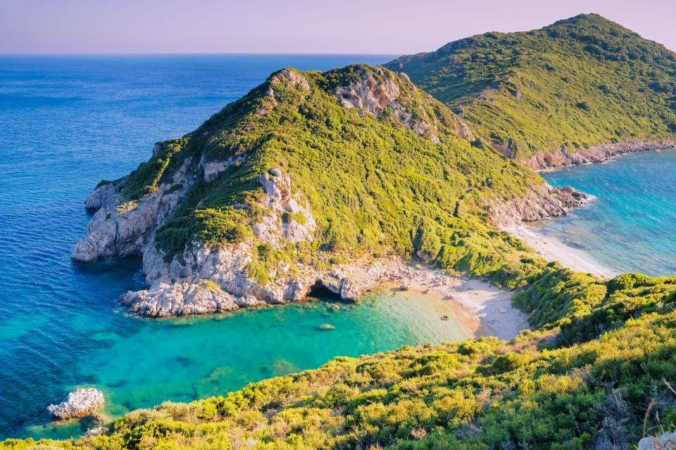 Playa de Agios Georgios