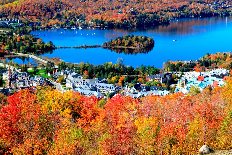 Indian Summer In Canada The Magic Of Autumn Easyvoyage