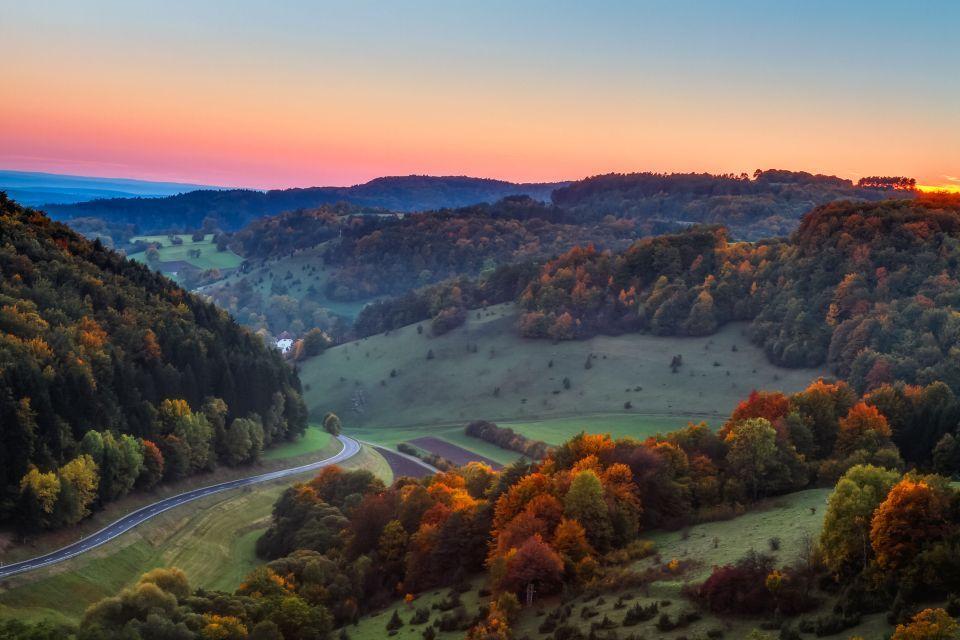 Ruta Romántica, Baviera, Alemania