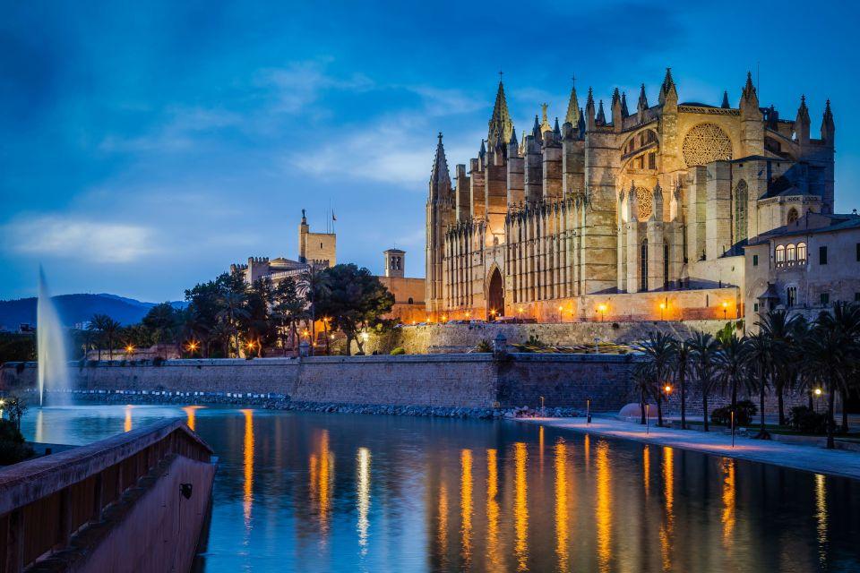La cattedrale di Palma di Maiorca alimentata da energia ...