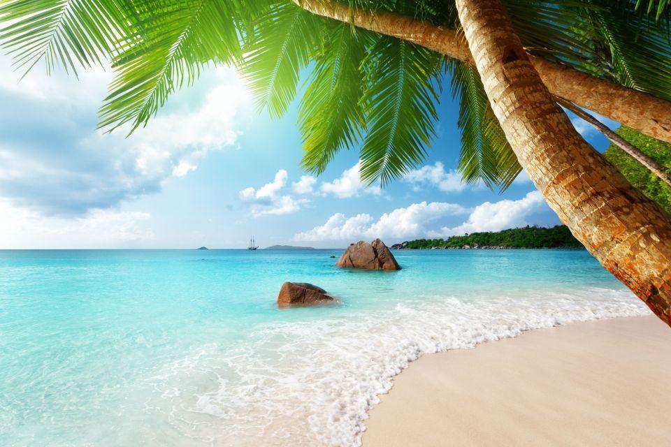 Isla de Praslin, Playa Anse Lazio (4)