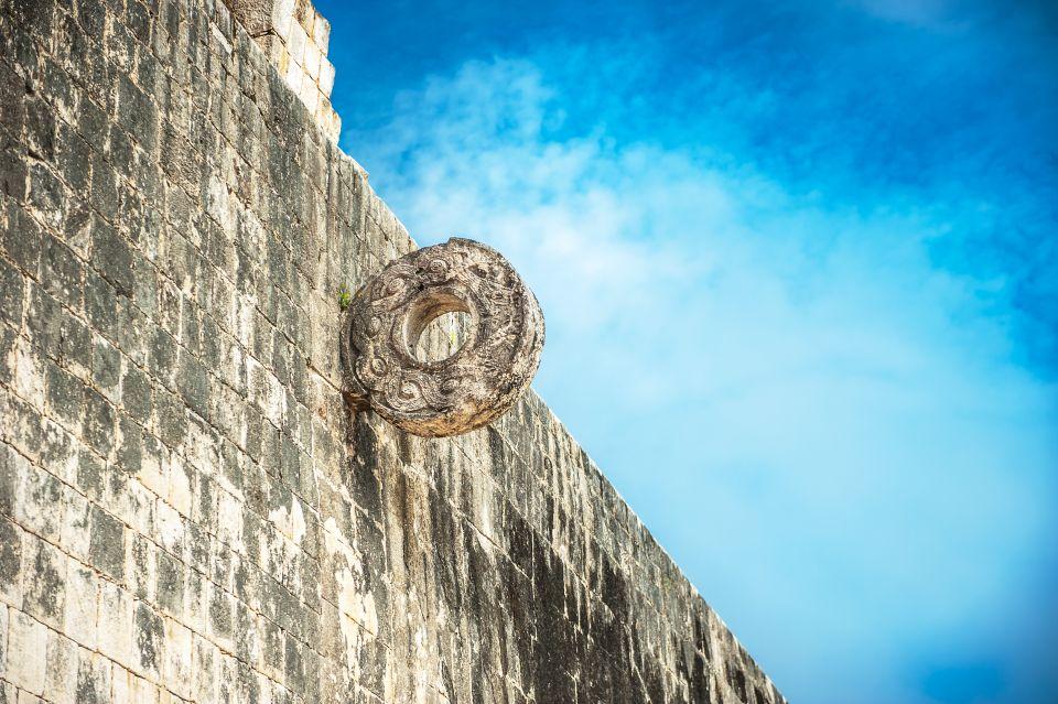 Anello in pietra per il gioco della pelota