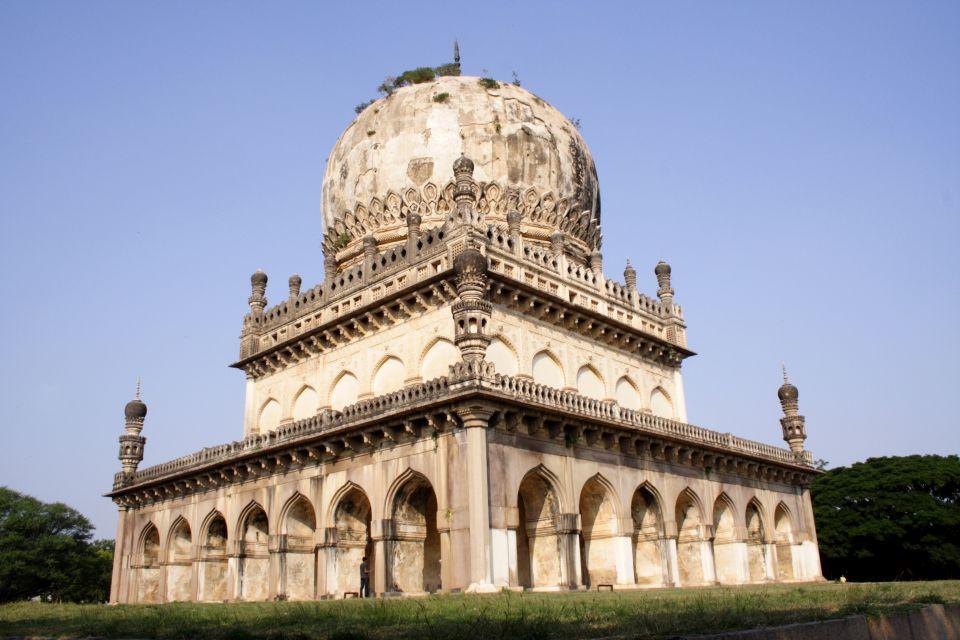 Die grabm ler von qutb shahi ein neues taj mahal - Architektonische meisterwerke ...