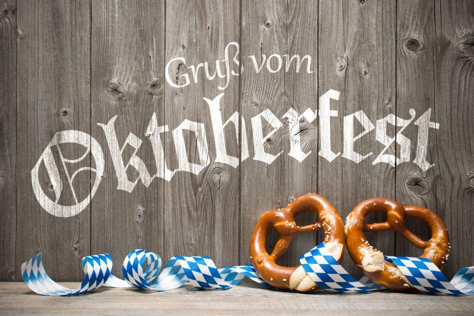 L'Okoberfest a plus de 200 ans