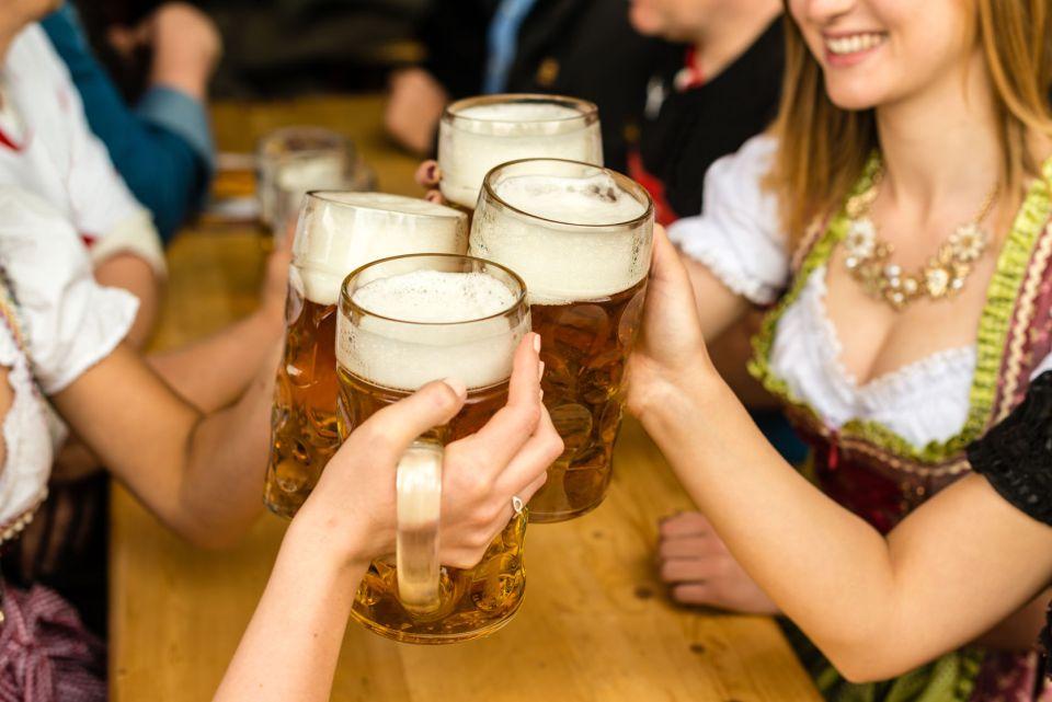À l'origine, ce n'est pas la fête de la bière