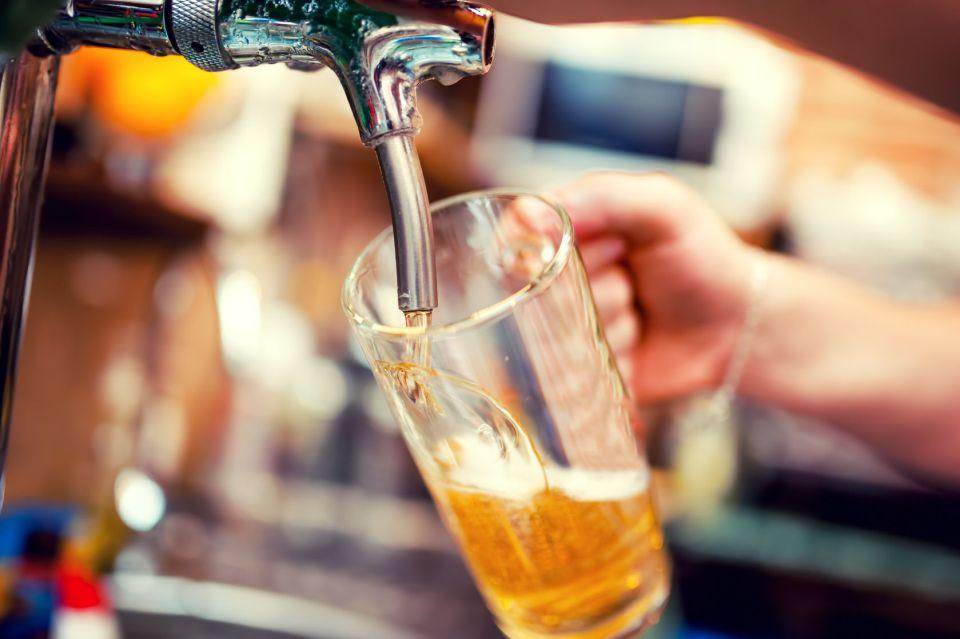 En 2015, 7,3 millions de litres de bière ont été servies