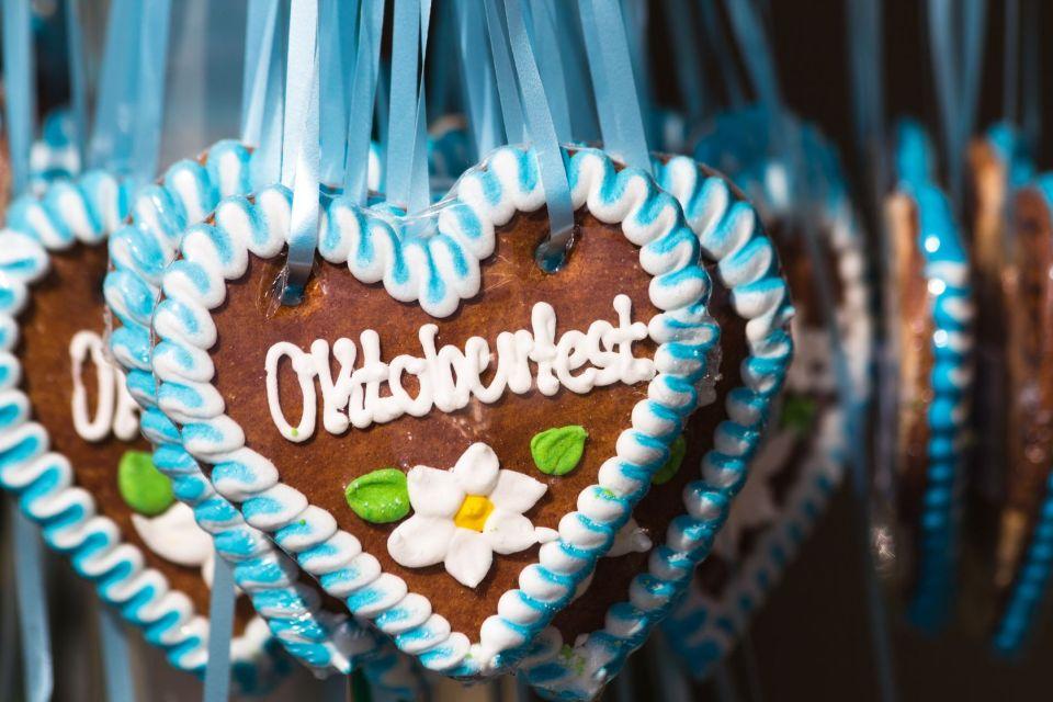 L'Oktoberfest ne commence pas en Octobre