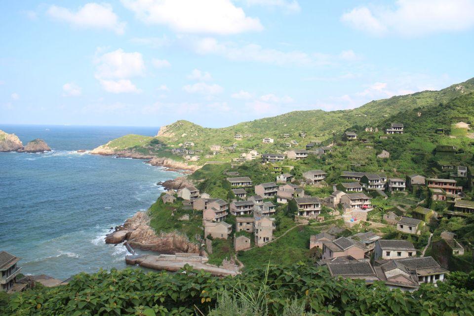 Bienvenue sur l'île de Gouqi en Chine