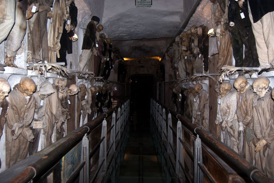 Capuchin Catacombs, Italy
