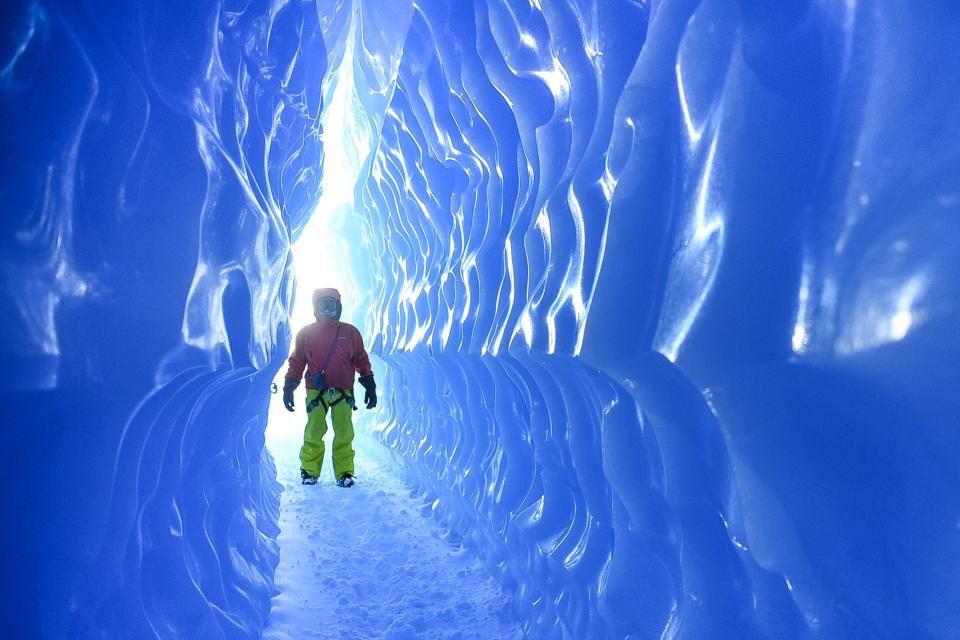 Une expédition au coeur de l'Antarctique