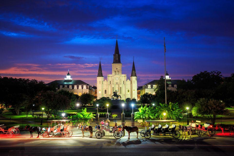New Orleans: city of the dead