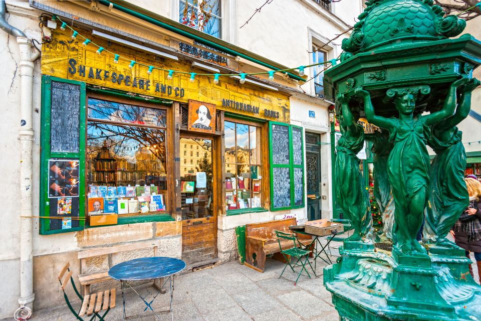 Shakespeare and Co - Paris, France
