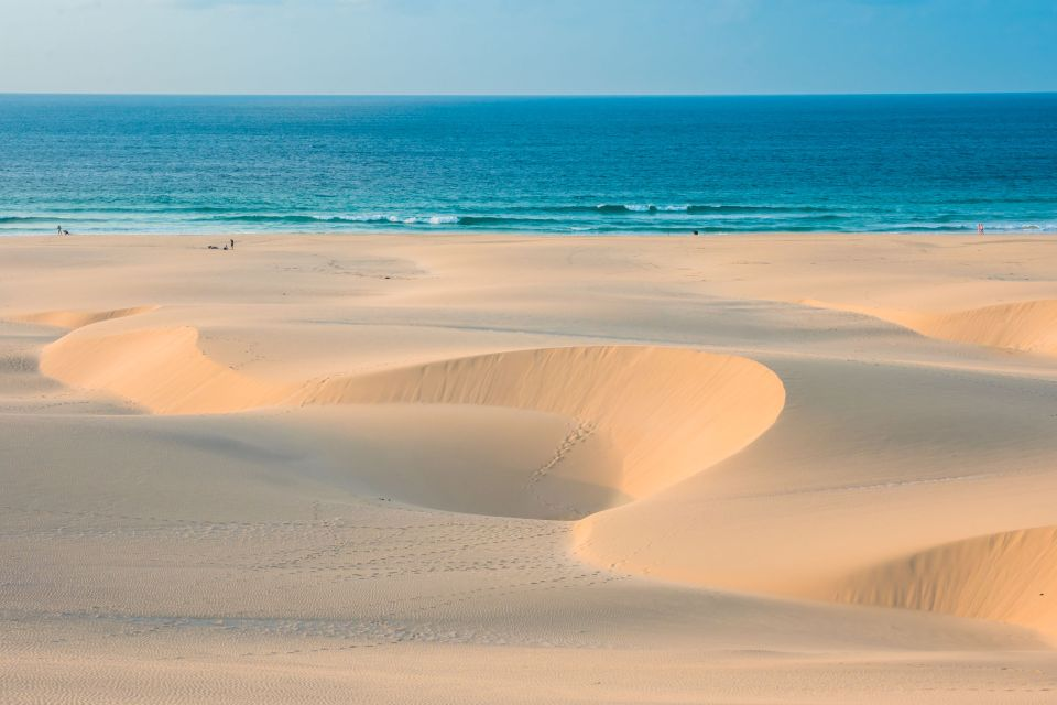 Sand Dunes, Boa Vista