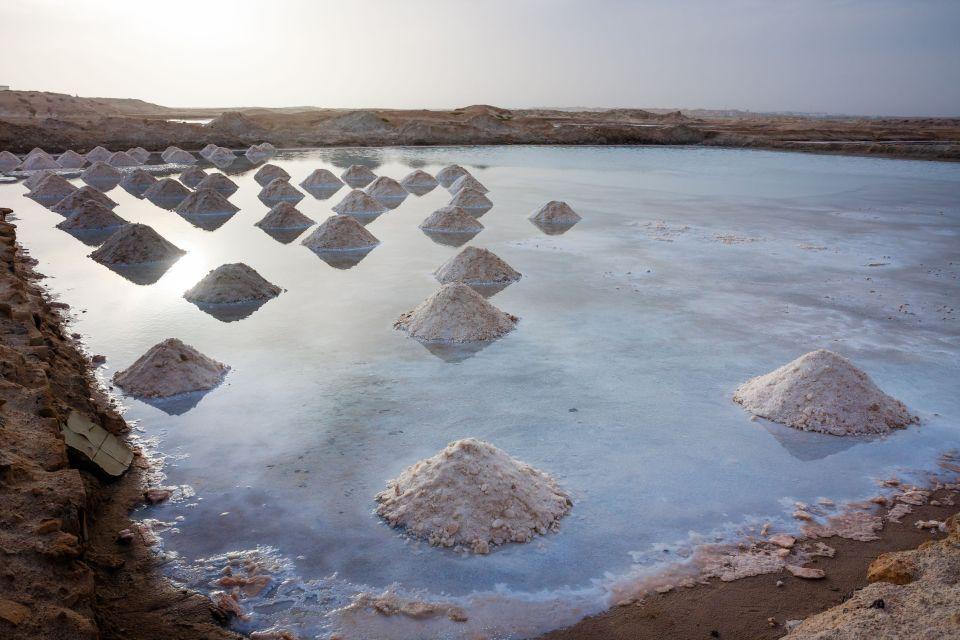 Pedra de Lume Salt Crater, Sal