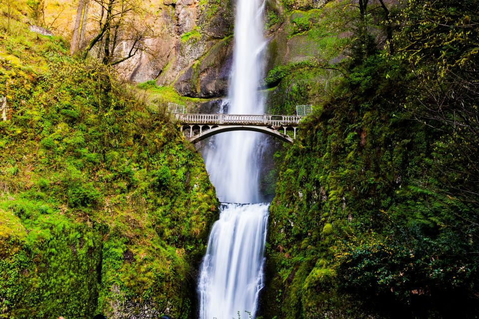 Multnomah Falls, United States of America