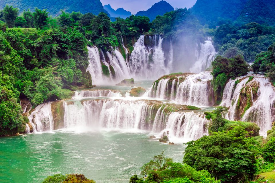 Detian Falls, Vietnam
