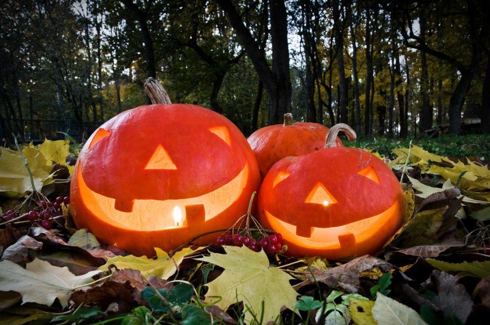 Samhain, Irlanda e Scozia