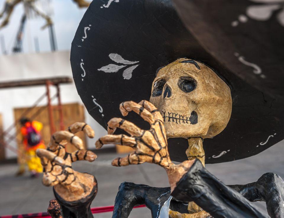 El dia de los Muertos, Messico