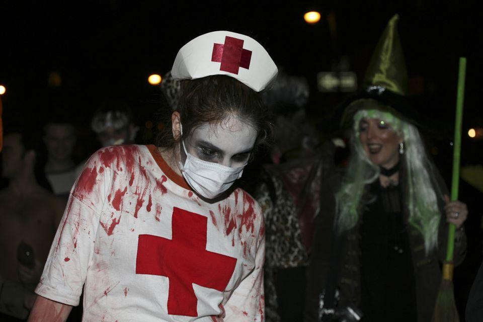 Halloween Parade, Greenwich Village; New York