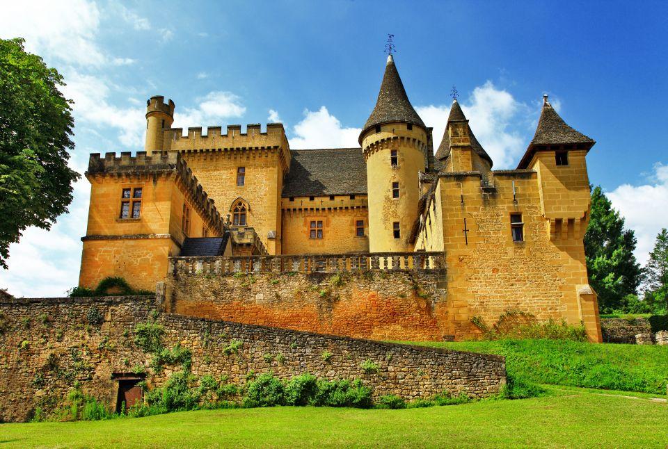 Le Château de Puymartin, Périgord