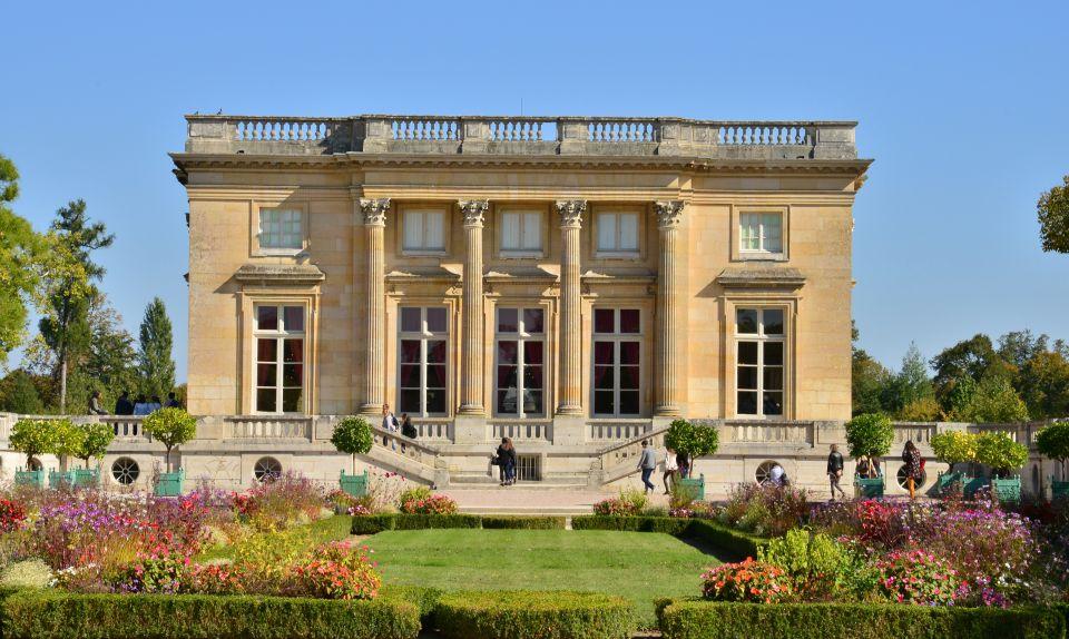 Les jardins du petit Trianon, Versailles