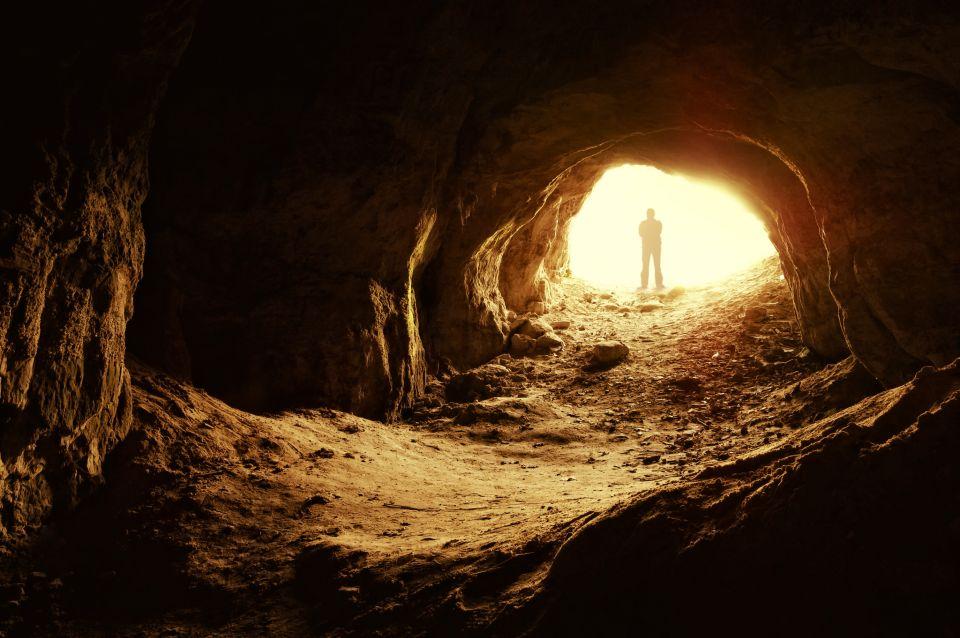 La grotte Baumo-Seguro, Vaucluse